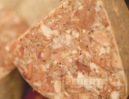 Домашен бахур - класическа рецепта - снимка на рецептата